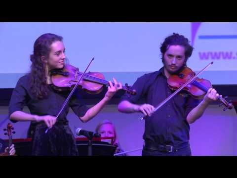 SLF 2016: City of Edinburgh Music School Chamber Orchestra and vocalists