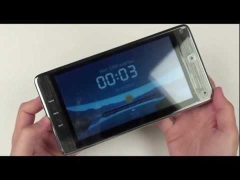 Huawei Ideos Tablet S7 - видео обзор Tablet S7 от Video-shoper.ru