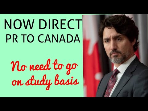 HOW TO GET DIRECT PR TO CANADA | NURSING PROFESSIONALS