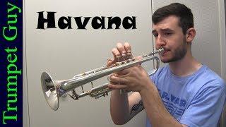 Camila Cabello - Havana (Trumpet Cover) thumbnail