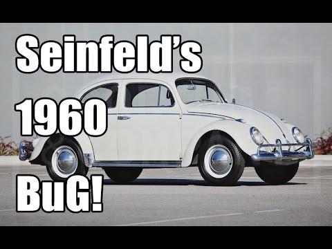 Classic VW BuGs My Take on Jerry Seinfeld's 110k 1960 Beetle Auction Block