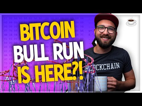 Bitcoin Bull Run, Crypto News, Chainlink and more! // Crypto Over Coffee ep. 41
