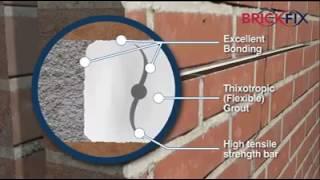 Новые технологии ликвидации трещин в кирпичных стенах.(Трещины в кирпичных стенах часто возникают из-за усадки фундамента, например. Существуют много различных..., 2016-09-19T15:31:07.000Z)