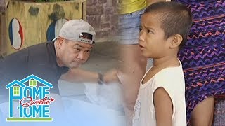 Home Sweetie Home: Carlo dares Obet to lift all the heavy sacks