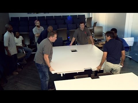 High-tech Design for Business Conference Rooms FOX Business
