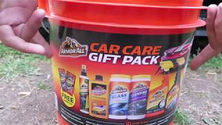 CARE PACKAGE REVIEW FROM ARMORALL CLEANING SUPPLYS