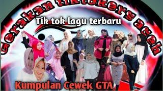 Kumpulan cewek GTA Tik tok Lagu Aceh Tebaru