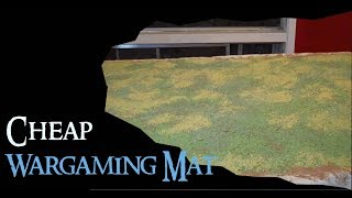 How to Make a Wargaming Mat