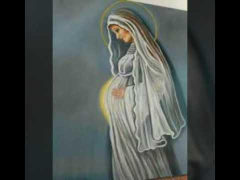 Oraciòn a la Virgen de la dulce espera para pedir ser madre pedir por los hijos o para buen parto