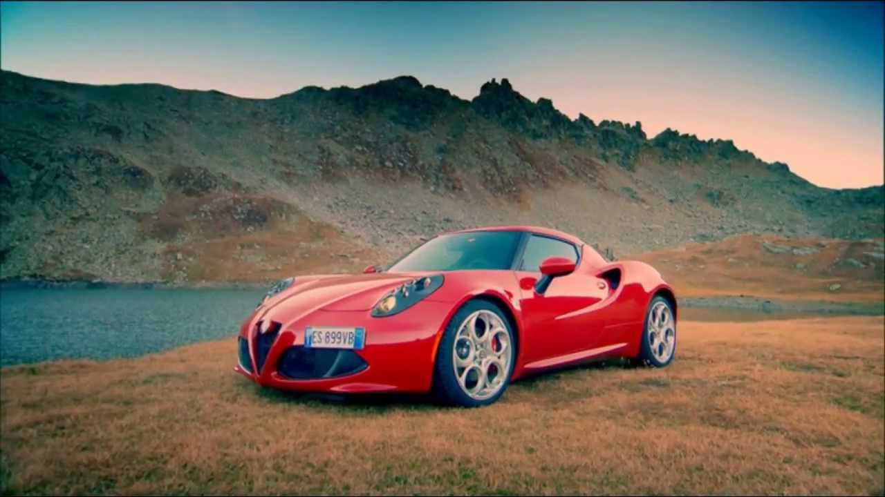 Top Gear - Alfa Romeo 4C - YouTube
