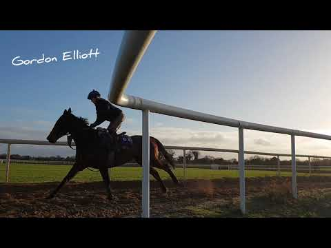 Gordon Elliott ahead of Winter Festival