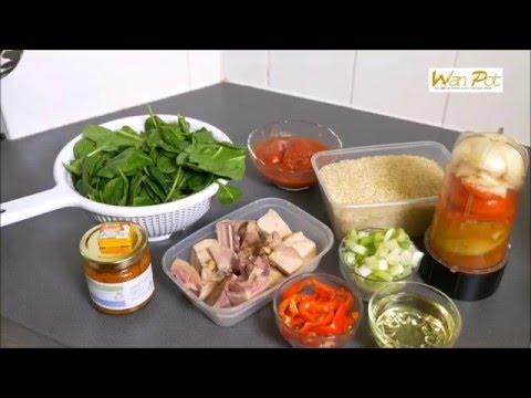 Aunty Mae's Kitchen - Wan Pot Recipe