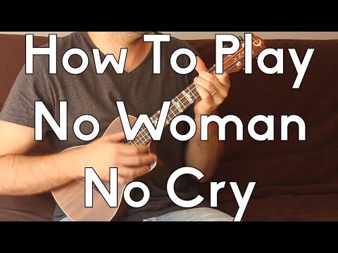 No Woman No Cry - Bob Marley - Beginner Ukulele Lesson