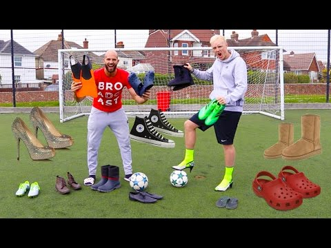 FOOTWEAR FOOTBALL | with Theo Baker