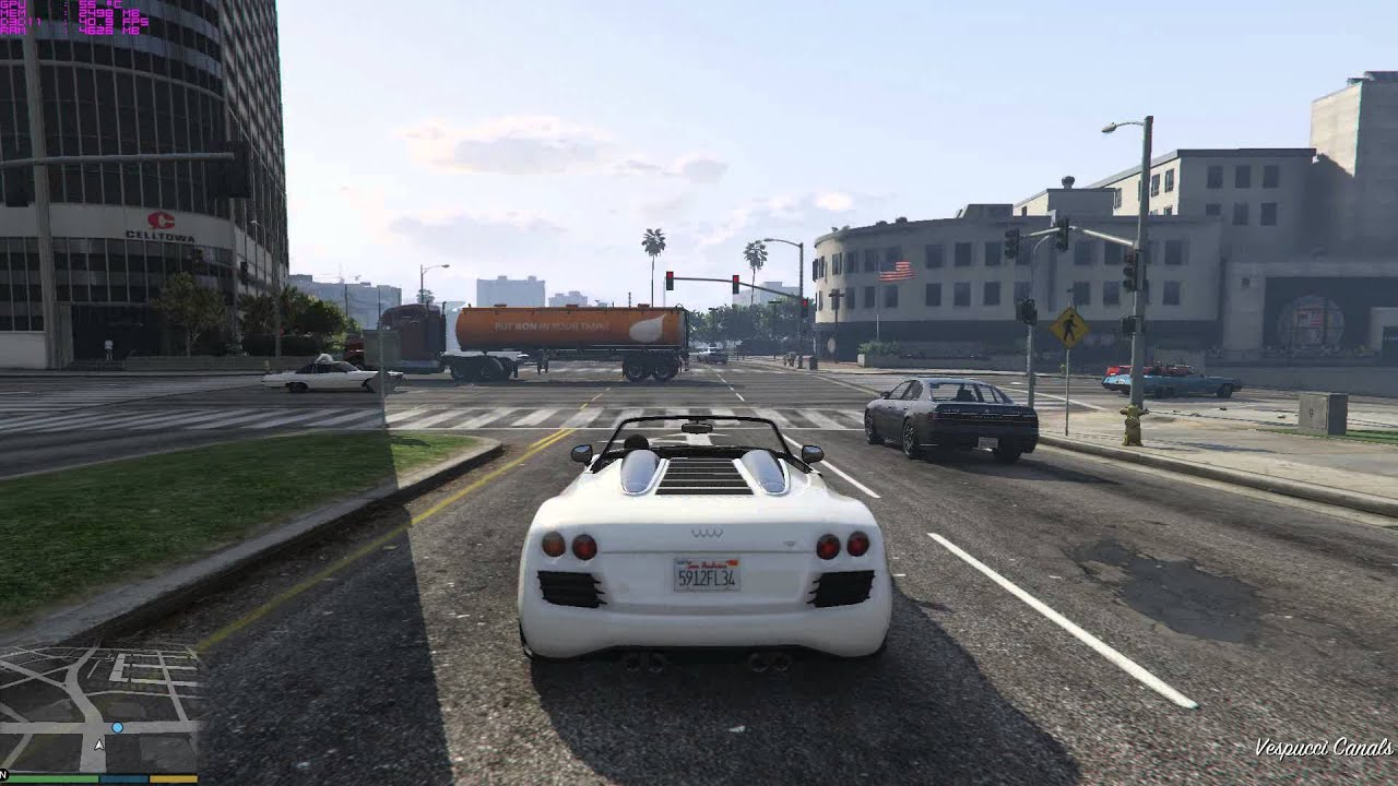 Cars  Pc Gameplay