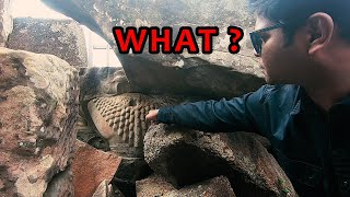 Mysteries of the Ancient Koh Ker Temple, Cambodia - Secret Sculptures Hidden on Top Revealed!