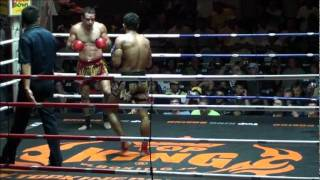 Rawai Muay Thai Said (iran): 18 August 2011