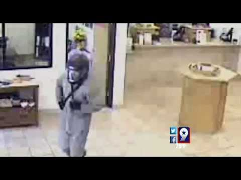 Person of Interest Sought in Odessa Bank Robbery