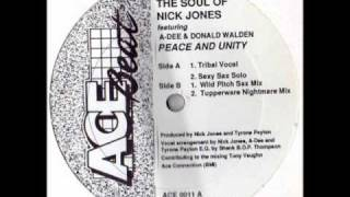 Soul Of Nick Jones - Peace and Unity (Tupperware Nightmare Mix).wmv