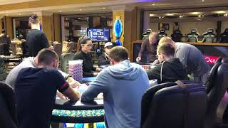 Михаил Гутый прошел в финальный день главного события WSOP-Circuit Розвадов