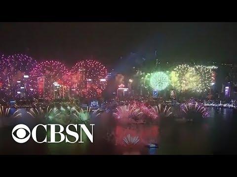 2019 New Year's celebrations across the globe Mp3