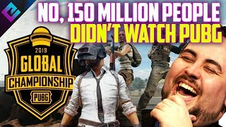 No, PUBG Did Not Pull 150 Million Viewers in China