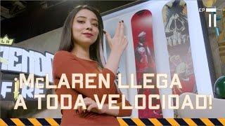 🏁 ¡La colaboración con McLaren llega A TODA VELOCIDAD! 🏎🏁 | Garena Free Fire