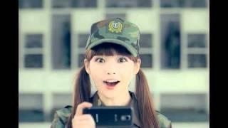 갤럭시S2 LTE - 아이유 군인!