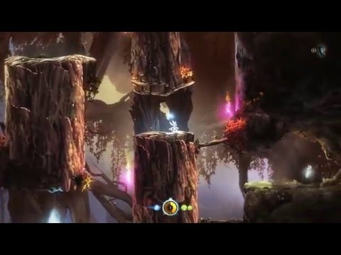 Ori And The Blind Forest Walk-through Sunken Glades Part 2 from YouTube · Duration:  5 minutes 23 seconds