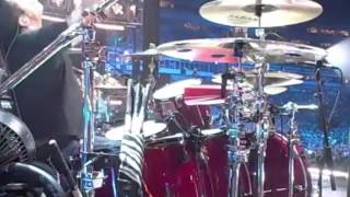 jason aldean cma fest behind the scenes performance footage with rich redmond flyover states