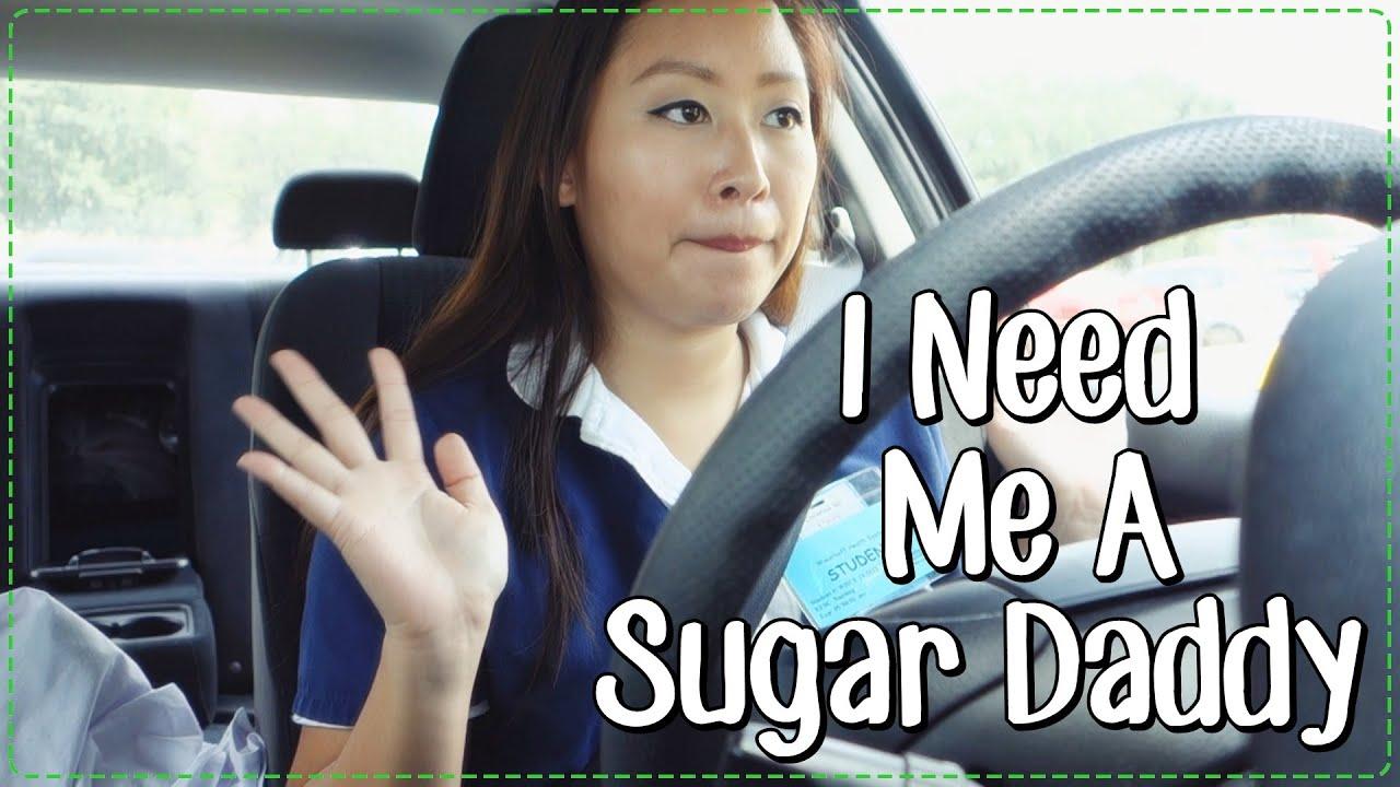 sugar daddy needed