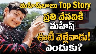 Mahesh babu childhood unknown facts | mb in his childhood |tollywood boxoffice tv