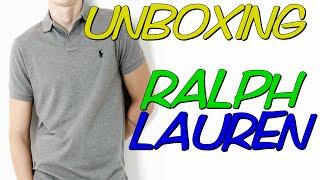 Unboxing Camisa Polo Ralph Lauren Aliexpress (PT-BR) HD