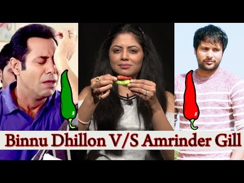 Kavita Kaushik   Binnu Dhillon   Amrinder Gill   Vekh Baraatan Challiyan   Exclusive Interview