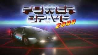 Power Drive 2000 Pre-Alpha Teaser Trailer