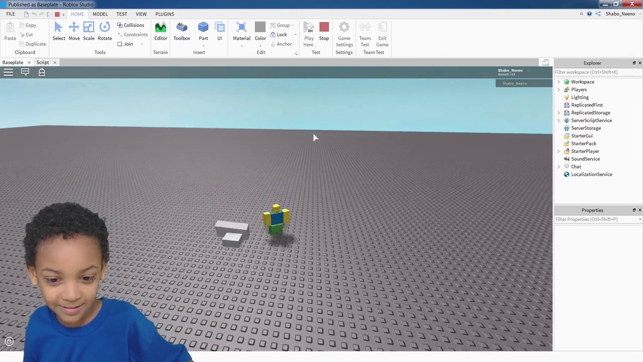 How To Code A Moving Block In Roblox Studio Youtube