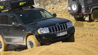 Jeep Grand Cherokee WK WH Offroad