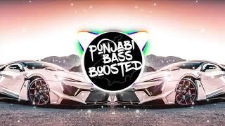 G.O.A.T. Diljit Dosanjh [BASS BOOSTED] | Karan Aujla | Latest Punjabi Songs 2020