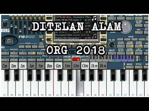 DITELAN ALAM + LINK DOWNLOAD,FOR ORG 2018