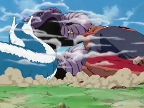 Tsunade Vs Orochimaru