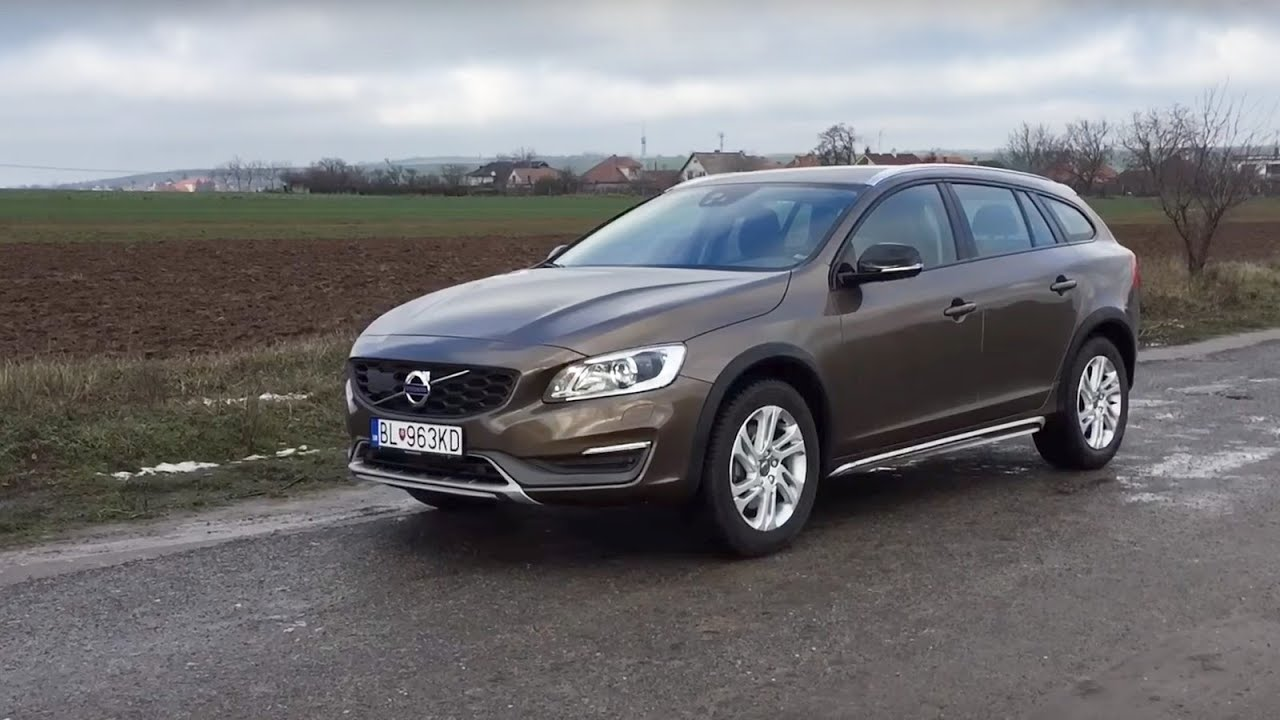 test volvo v60 cross country d4 2 4d awd youtube. Black Bedroom Furniture Sets. Home Design Ideas