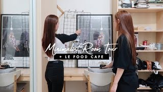 ✨ Spring Cleaning + Minimalist Room Tour + Le Food Cafe 🌱 | SO-JU TWINS VLOG Mp3