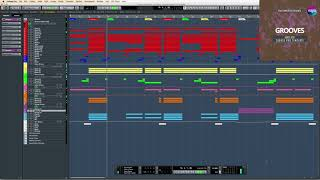 Dance Pop Cubase Template Grooves