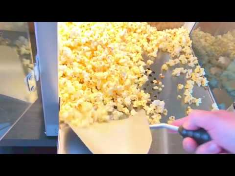 How To Make Movie Theater Popcorn!