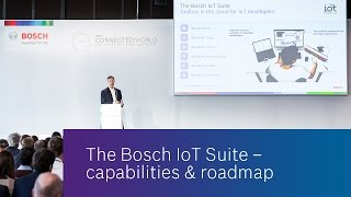 The Bosch IoT Suite – a toolbox in the cloud for IoT solution developers
