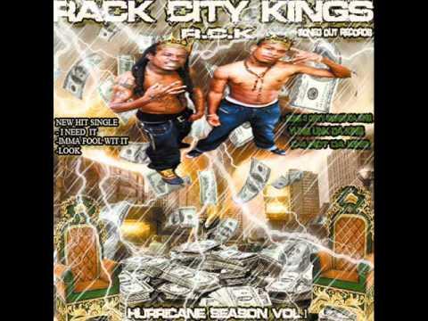 "R.A.C.K.S ""RACK CITY KINGS"" ZONE3DIRTYMONEY, C-4HOT, YUNG UNK AUDIO VIDEO"
