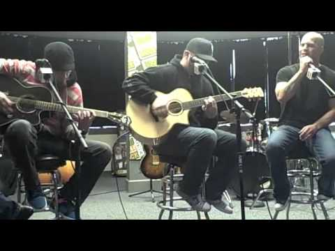 Evans Blue Acoustic - Erase My Scars