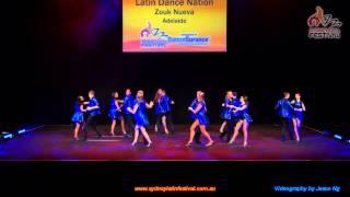 SLF 2015 - Friday Night - 9. Latin Dance Nation Zouk Nueva