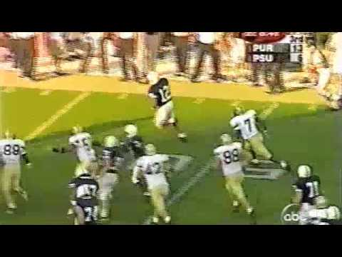 2000 Penn State vs. Purdue (10 Minutes or Less)