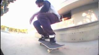 Benny Fairfax in X Games 16: Real Street
